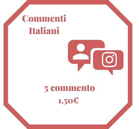 5 Commenti italiani