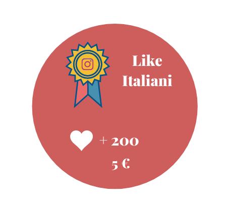 200 Like Italiani