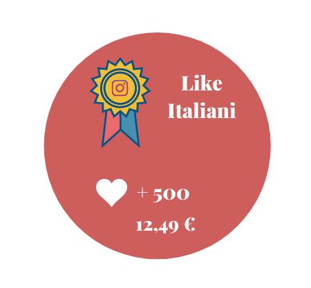 500 Like Italiani