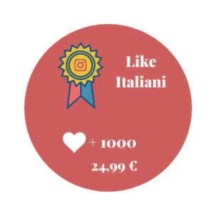 1000 Like Italiani