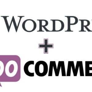 corso completo WordPress + WooCommerce