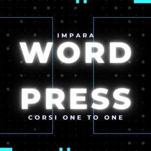 impara Word press